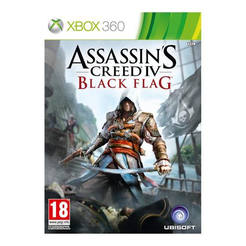 Jeu Assassin's Creed 4 - Black Flag sur  Xbox 360 -