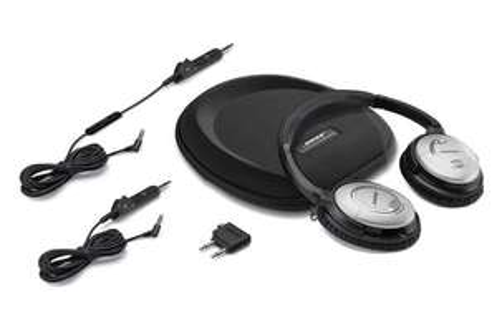 Casque à réduction de bruits Bose QuietComfort 15i + 4 mois de musique illimité chez Qobuz