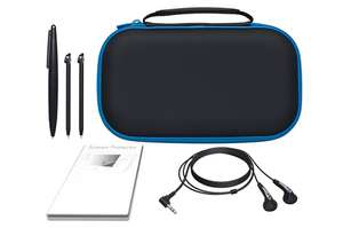 Pack accessoires Wii U Bigben