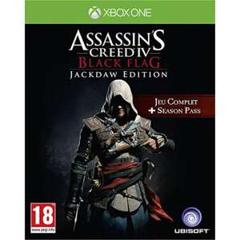 Jeu Xbox One : Assassin's Creed IV Black Flag - Jackdaw Edition