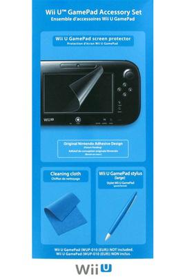 Sélection d'Accessoires Nintendo Wii U