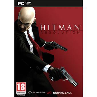 Jeu PC - Hitman Absolution