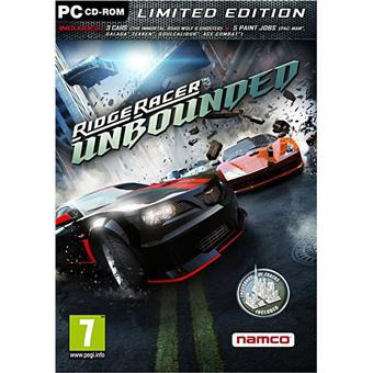 Jeu PC - Ridge Racer Unbounded - Edition limitée