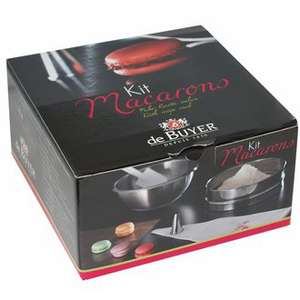 Kit a macarons De Buyer
