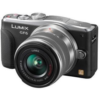 Appareil Photo Panasonic lumix DMC-GF6+ 14-42mm Noir