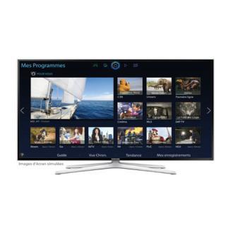 "TV 55"" Samsung UE55H6400 3D - Smart TV"