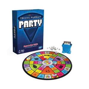 Jeu Trivial Pursuit Party (50% ODR)
