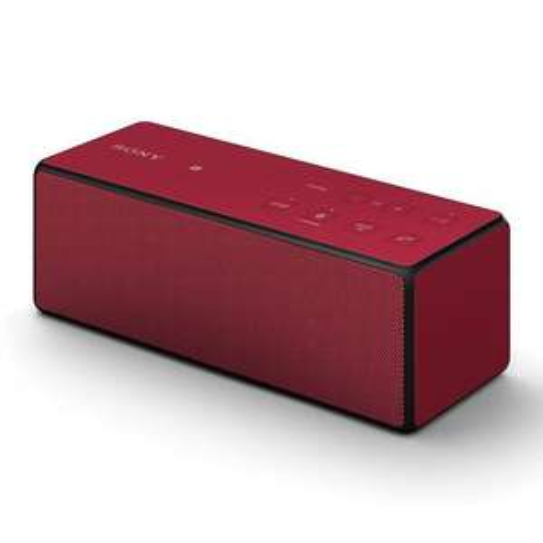 Enceinte sans fil Bluetooth Sony SRSX3 Rouge