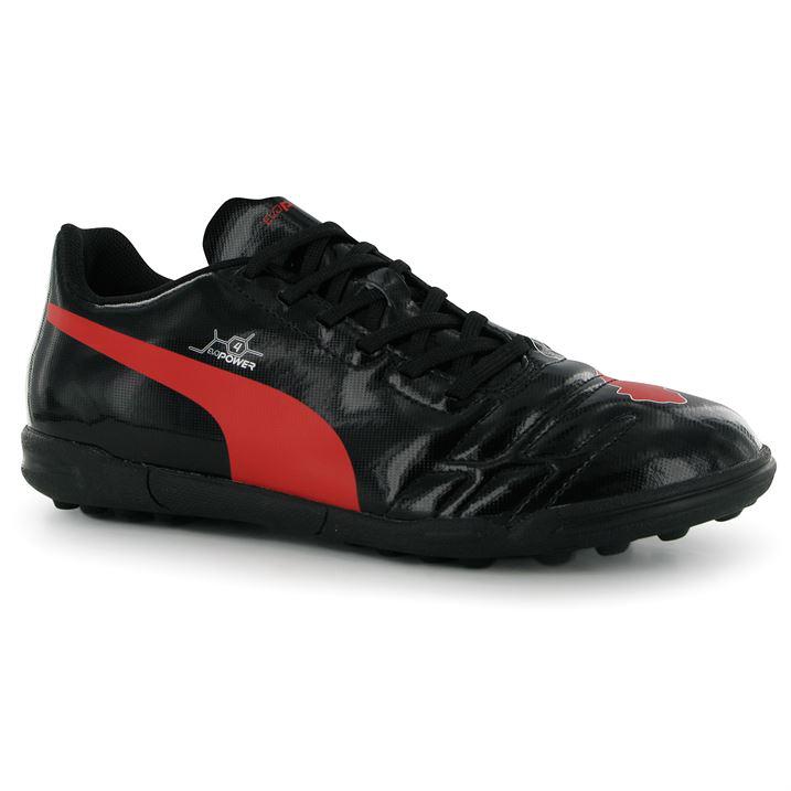 Chaussures Puma EvoPower 4 Juniors Astro Turf Tennis