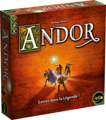 Sélection de Jeux de Société - Ex : Andor