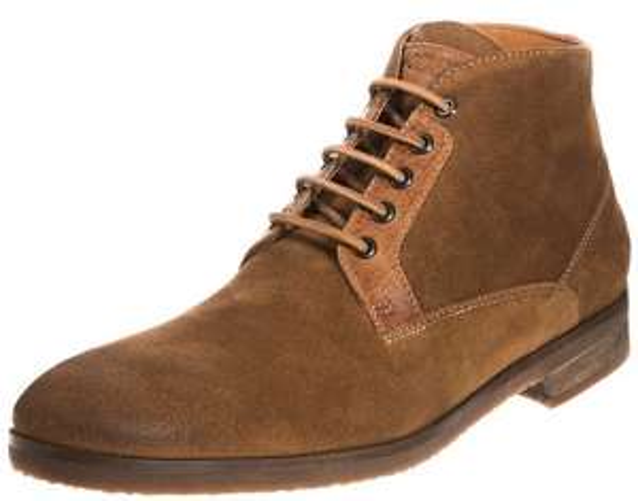 Paire de chaussures Desert Boots Kost Cormoran camel