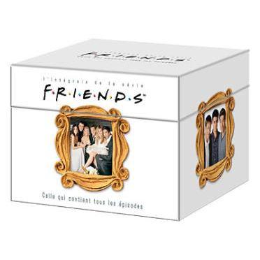 Coffret DVD Harry Potter - L'intégrale à 19.99€ ou Friends - L'intégrale