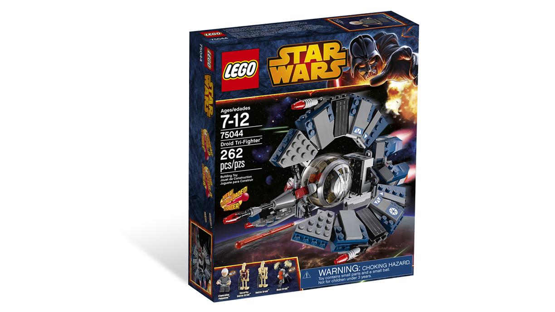 Jeu Lego Star Wars 75044 - Droid Trifighter™