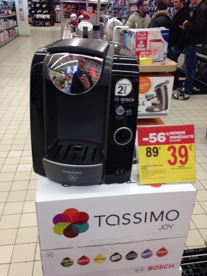 Machine à café Tassimo Joy T4302