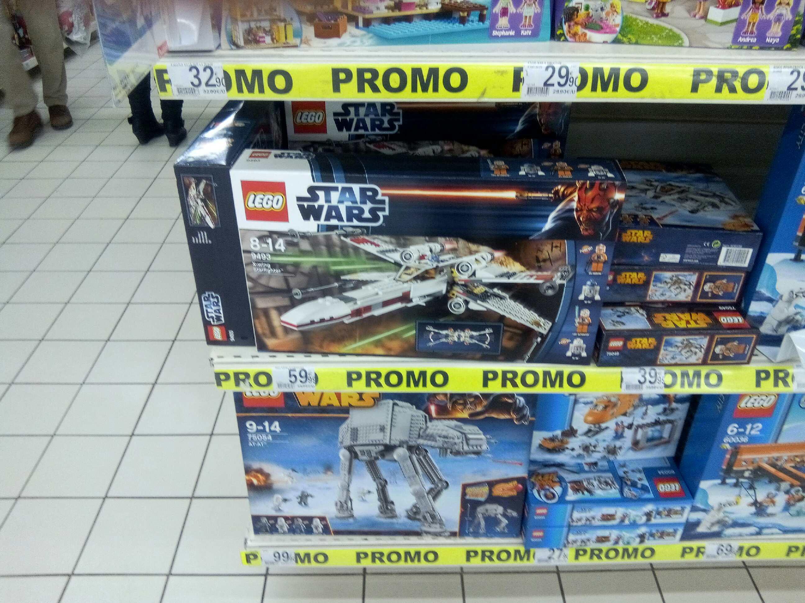 Jeu Lego Star Wars 9493 X Wing