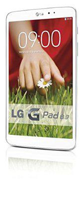 """Tablette 8.3"""" LG GPad (avec ODR 30€)"""