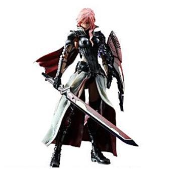 Figurine Final Fantasy 13 Lightning Returns Play Arts Kaï (autres voir description)