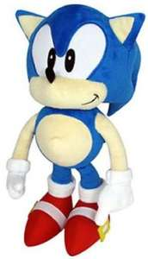 Peluche Sonic The Hedgehog 40cm