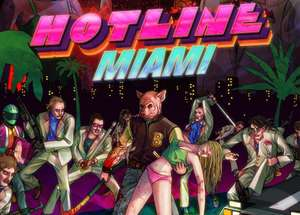 Hotline Miami PS4/VITA/PS3