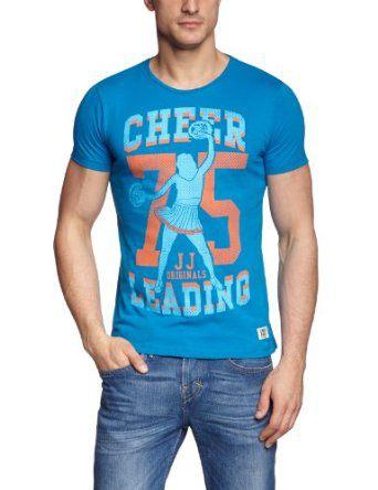 [Panier plus] T-shirt Manches courtes Homme Jack & Jones (Taille S)