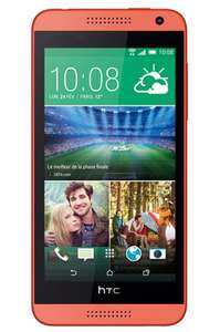 "Smartphone 4.7"" HTC Desire 610 Orange"