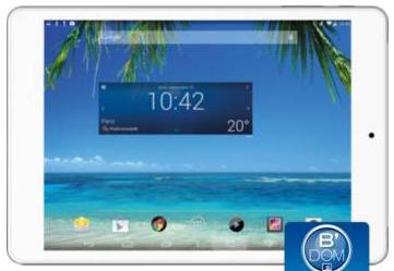 Tablette multimédia Android EssentielB Smart'TAB 7801