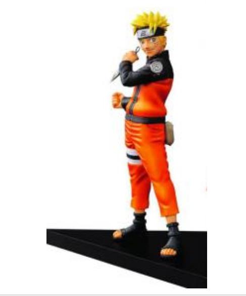 Plusieurs Figurines Naruto Banpresto
