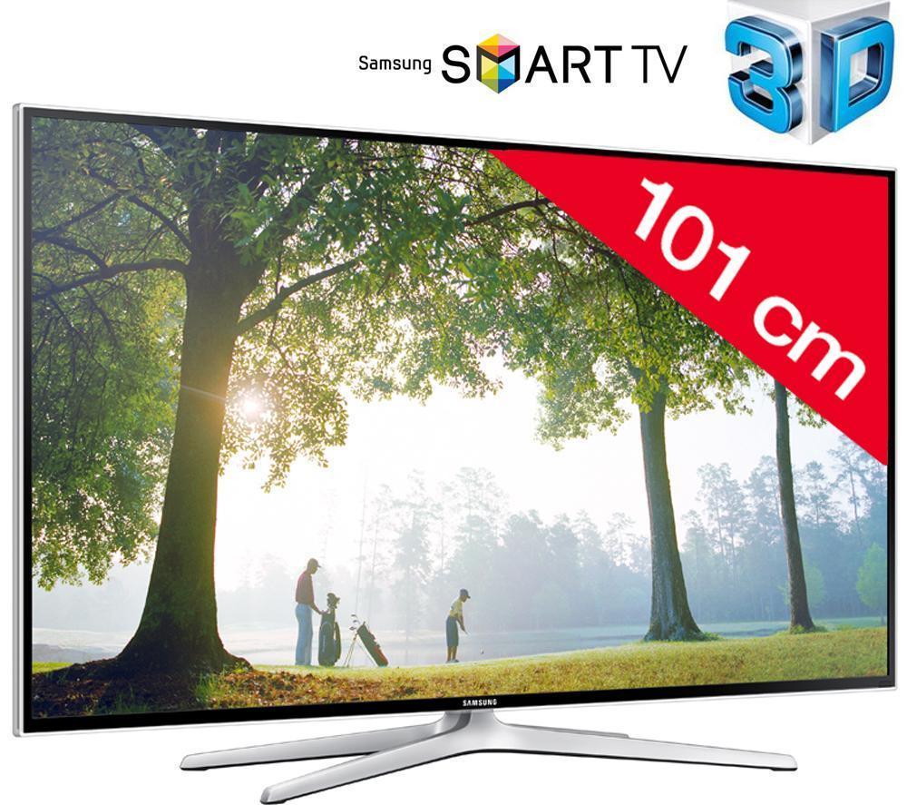 "TV 40"" Samsung UE40H6400 3D Smart TV"