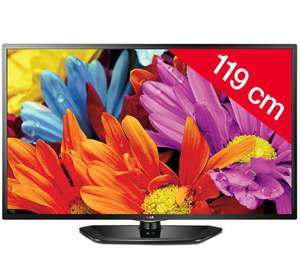 Télévision LED 47'' LG 47LN5400 - Full HD