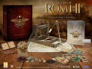 Total War Rome 2 - Edition collector sur PC