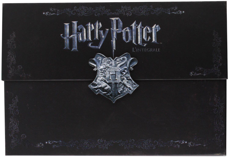 Coffret 8 DVD Intégrale Harry Potter