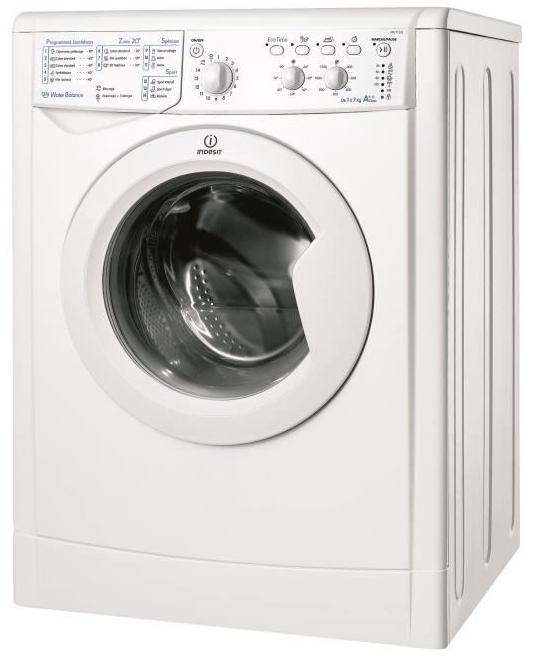 Lave-linge Indesit IWC71252C - 7 kg