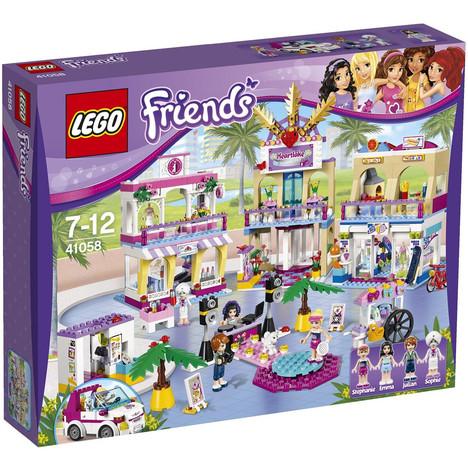 Lego Friends Le Centre Commercial