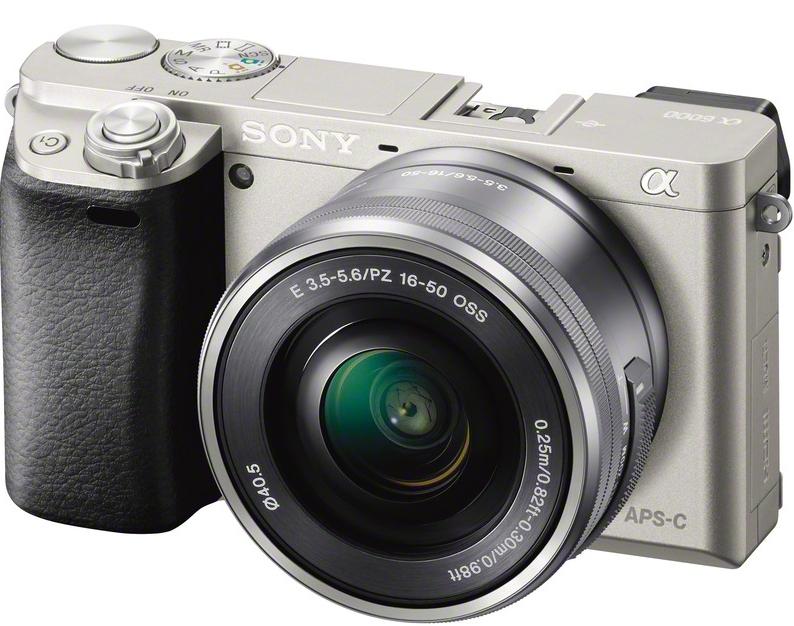 Appareil photo hybride Sony A6000 + Objectif 16-50