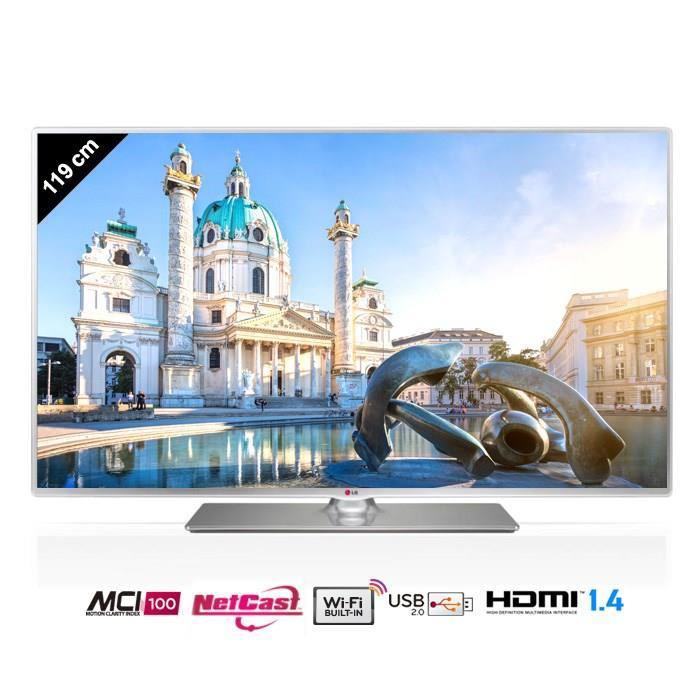 "TV 47"" LG 47LB5800 - Smart TV, Full HD"
