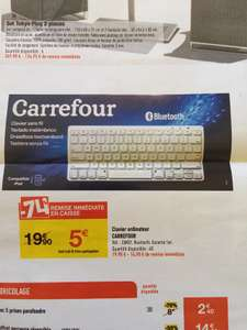 Clavier Sans Fil Bluetooth CBK01 (iPad/Mac/PC)