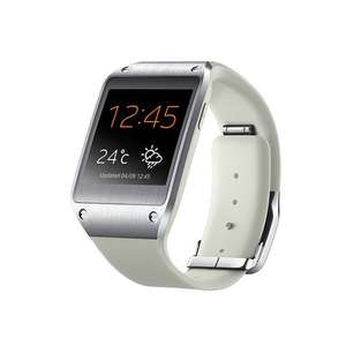 Montre connectée Samsung Galaxy Gear - Blanche
