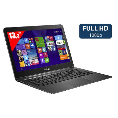 "PC portable 13.3"" Asus Zenbook UX305FA-FC002H - Full HD, Intel M-5Y10, SSD 128 Go, RAM 4 Go"