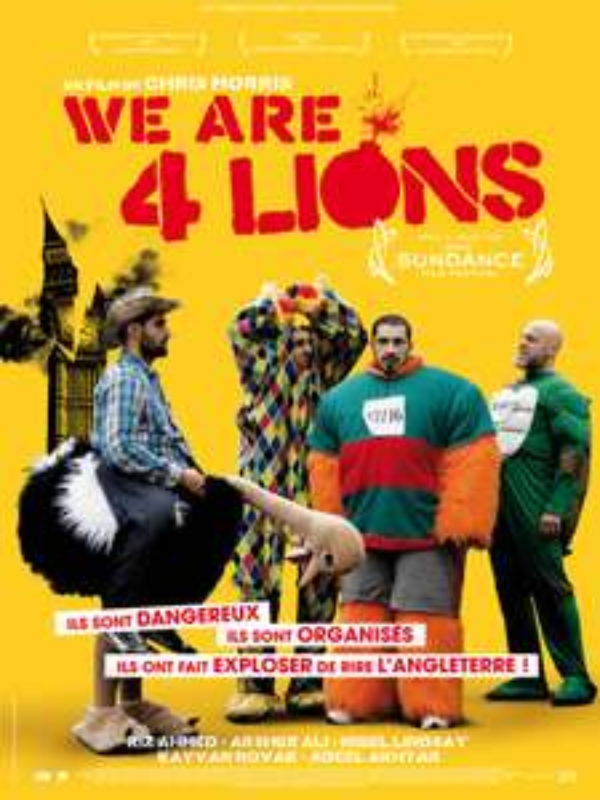 We Are Four Lions (Comédie dramatique, 2010) gratuit en VOD