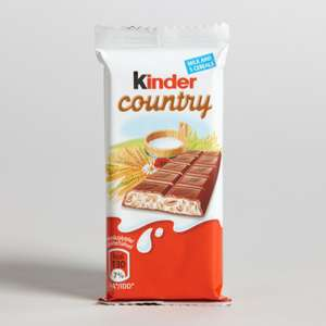 30 Kinder Country gratuits