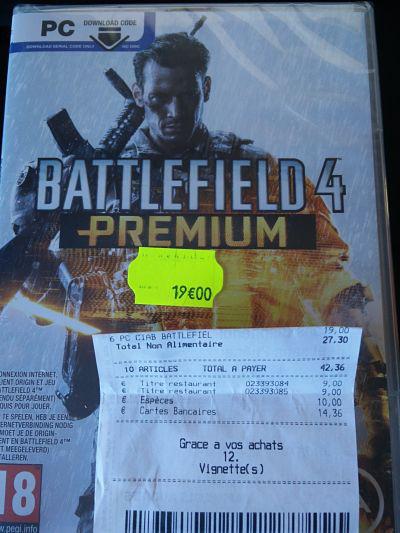 Battlefield 4 Premium sur PC (Dématérialisé)