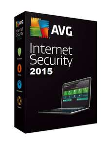 AVG Internet Security 2015 - Licence 1 an Gratuite