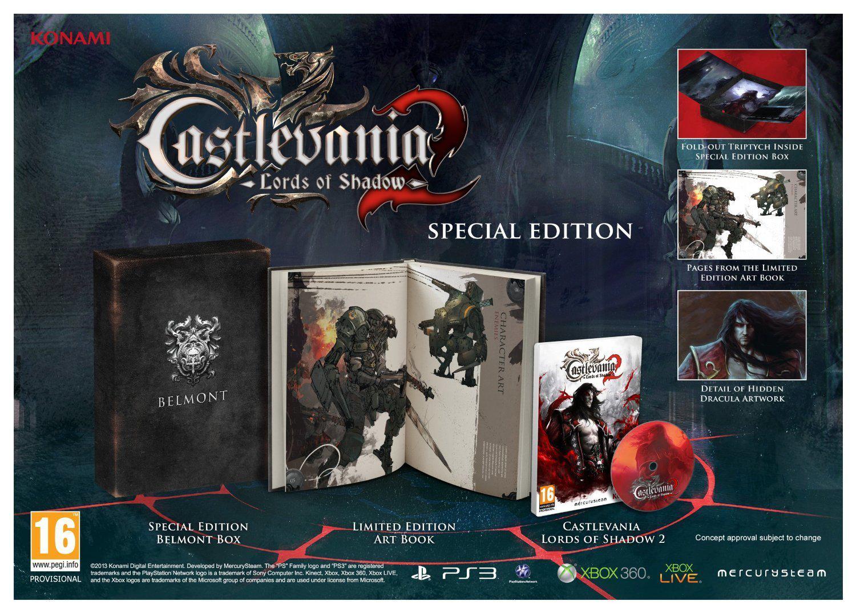 Castlevania : Lords of Shadow 2 Special Edition PS3 [import anglais avec FR (texte et sous-titres)]