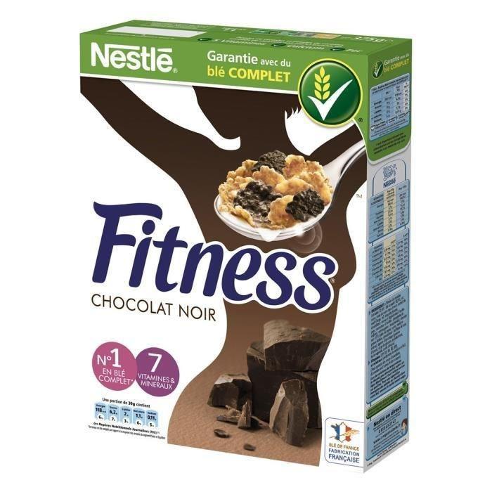 Paquet de céréales Fitness 320g (avec 50% sur la carte)
