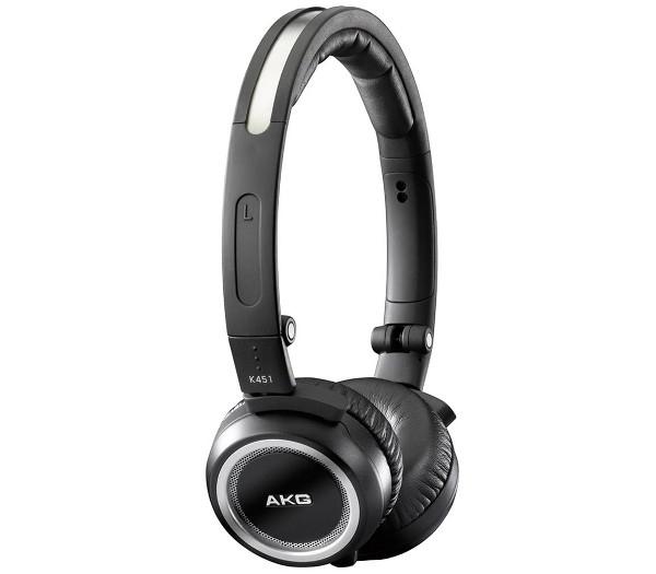 Casque audio nomade AKG K451