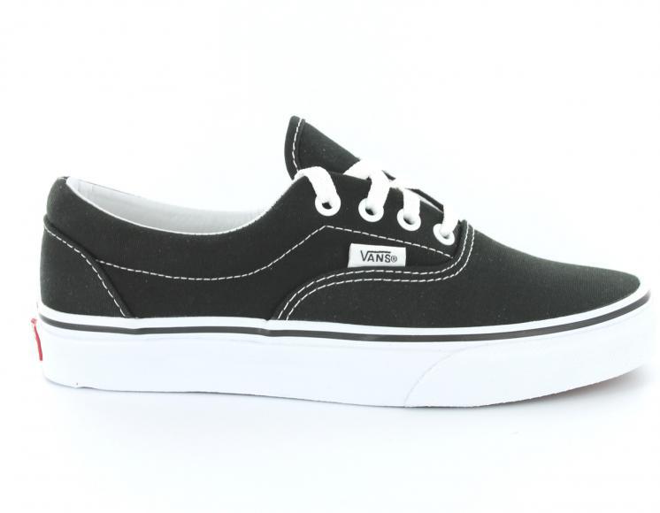 Paire de chaussure Vans Era noir
