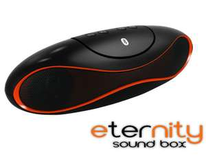 Enceinte Eternity Bluetooth
