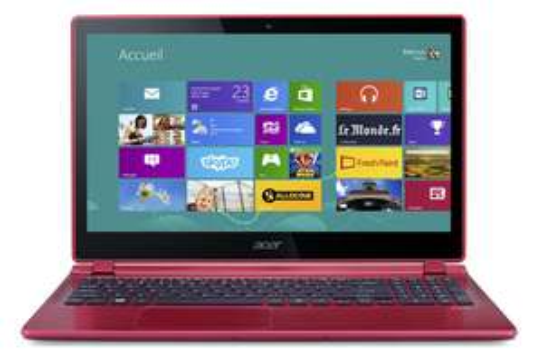 "PC Portable 15.6"" Acer Aspire V5-573PG Rouge"