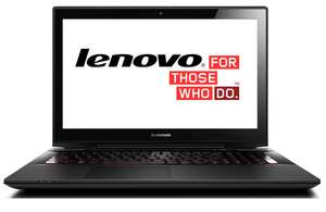 "Pc portable 15.6"" Lenovo Y50-70 - Intel i7-4710HQ, 8 Go RAM, GTX 860M"