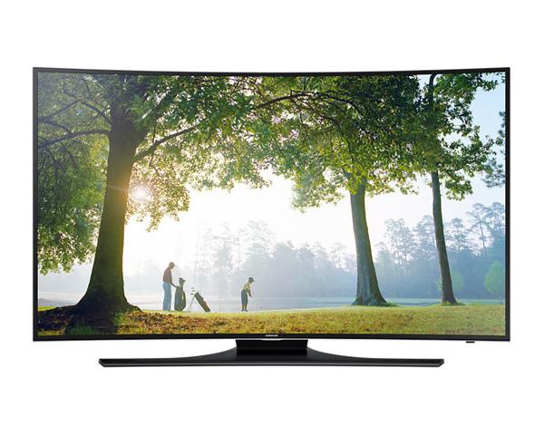TV LED 48'' Samsung UE48H6800 Incurvé - Full HD - Smart TV - 3D (Avec ODR de 100€)